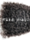 14-20 Inches   One Bundle Set For Full Head   Brazilian Virgin Human Hair Exotic Wave Clip-Ins - CQ106